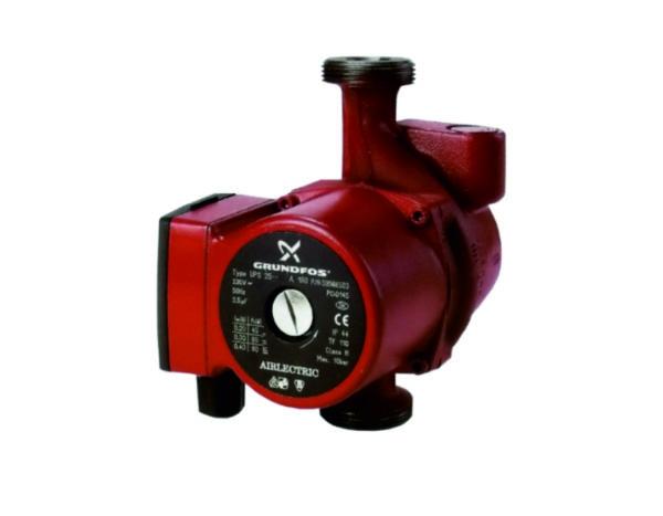 1023428bb Циркуляционные насосы Grundfos рекомендованы для организации принудительного оборота жидкости в отопительных системах.