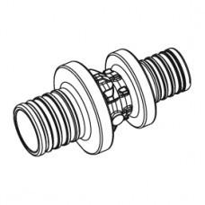 11600411001 228x228 1 Муфта PX соединительная rautitan переходная Используется для монтажа систем водоснабжения и отопления с трубами RAUTITAN stabil и RAUTITAN flex. Оснащена специальными центрирующими выступами. Материал: PPSU (поливинилсульфон)