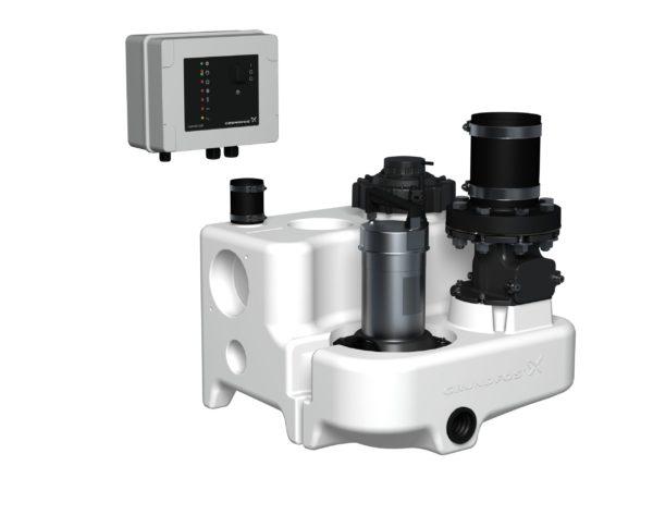 13103 scaled 1 11.3.2 (10м) Канализационная установка без обратного клапана MULTILIFT MSS 97901063 Grundfos