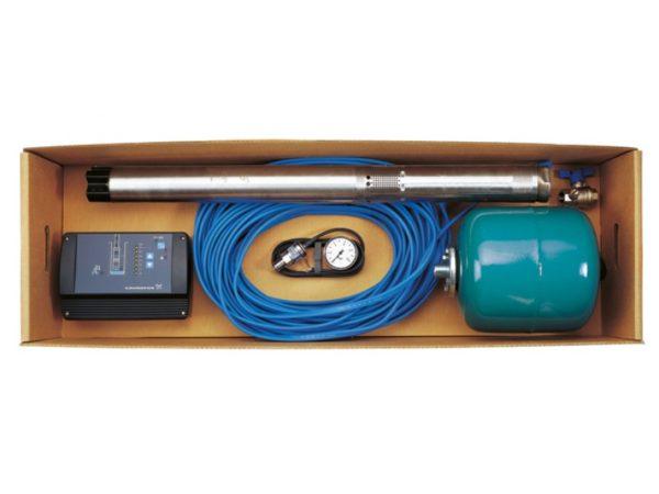 3 105 SQE 2-70 Насос скважинный комплект 96160961 Grundfos