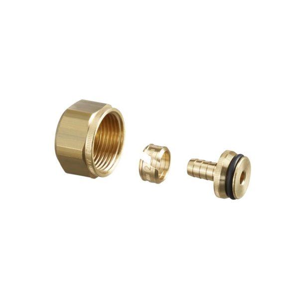 3e850acc ea8a 11e1 a597 001e33b7b851 b6457fd2 e56f 11e3 825c 0025ab470838 3/4 x 20*2 НР Ofix K Присоединение для полиэтиленовых труб Oventrop Cofit S