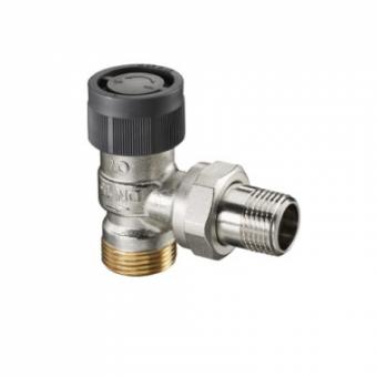40cdac4c18c6edad1b14d75232bc4315 A DN 15 3/4х1/2 Термостатический клапан для радиатора отопления угловой Oventrop