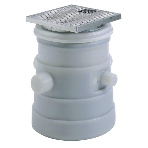 48638391392040 p Накопительная емкость Grundfos LIFTAWAY B (для насосов KP) перекачивания загрязненной воды, устанавливаемая ниже уровня пола, используется для монтажа погружных насосов типа UNILIFT KP 150-A1, UNILIFT KP 250-A1, UNILIFT KP 350-A1 (в комплект не входят и заказываются отдельно), предназначенных для откачивания загрязненной воды.