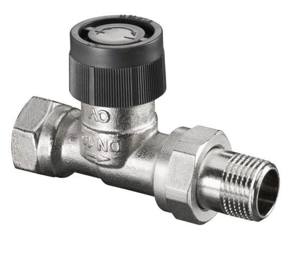 5235 0 A DN 15 Термостатический клапан для радиатора отопления прямой Oventrop
