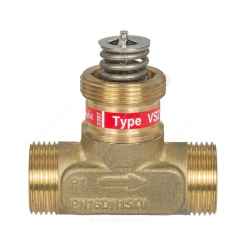 90405 VS2 ДУ 25 РУ16 НР G1 1/4 KVS=4М3/Ч Клапан регулирующий Danfoss