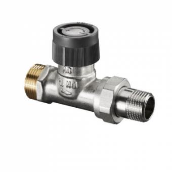 972a05b9b7cd9473328bc7aea82908cf A DN 15 3/4х1/2 Термостатический клапан для радиатора отопления прямой Oventrop