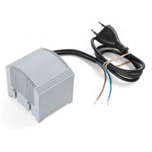 Предохранительный трансформатор ST 20402 согласно DIN EN 61558-2-6 предназначен для питания электрических потребителей с рабочим напряжением 24В пер. тока. Тип: ST 20402 Первичное напряжение: 230 В Частота: 50/60 Гц Вторичное напряжение: 24 В Вторичный ток: 1,25 A Мощность: 36 В/А Потребл. мощн. на холост. ходу: < 0,5 Вт Первичный соединит. провод Поперечное сечение: 2 x 0,75 мм2 Длина: 900 ± 30 мм Подключение: евровилка Вторичный соединит. провод Поперечное сечение: 2 x 0,75 мм2 Длина: 240 ± 20 мм Подключение: гибкий провод с кабельными зажимами Температура окружающей среды: 0 ... 50 °C Температура хранения: от -20 до +70 ℃ Влажность окружающей среды: 80 % для моделей без отвода конденсата Крепление: несущая рейка TS 35/7,5 Вид защиты: II Степень защиты: IP 20 Размеры (Ш x В x Г): 80 x 84 x 53 мм Вес: 695 г Стандарты и предписания: DIN EN 61558-2-6