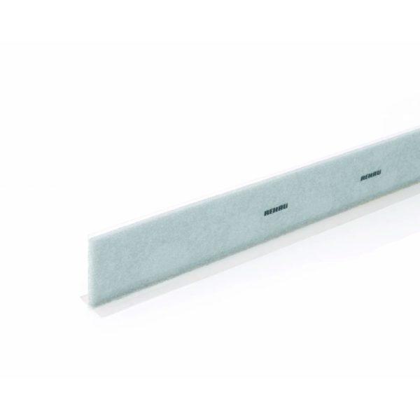 M 2603 1 ЗАЩИТНАЯ ПОЛИЭТИЛЕНОВАЯ ПЛЕНКА REHAU Прозрачная пленка изготовлена из полиэтилена и предназначена для нанесения на тепло- и звукоизоляцию в соответствии с требованиями DIN 18560. Вид поставки: в рулонах по 120 м длиной, упакованных в ПЭ.