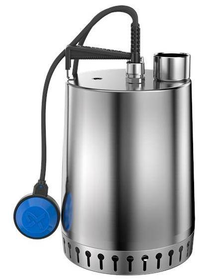 f79af90ac049a475a2a59b5feecc8096 Область применения: Служит для перекачивания чистой и загрязненной воды без волокнистых включений с твердыми частицами до 12 мм, отведения воды из затапливаемых помещений, стиральных машин, моечных агрегатов и душа. А так же откачивания воды из рек, прудов и различных емкостей, откачки ливневых стоков.