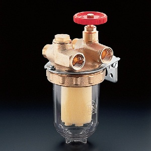 oventrop oilpur Ду 10 G ⅜ (ВР x НР) Фильтр-воздухоотводчик для жидкого топлива для двухтрубных систем Oventrop Oilpur