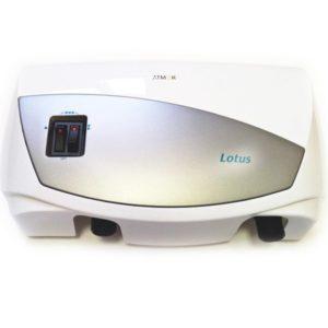 Водонагреватель электрический проточный LOTUS 3,5 кухня Atmor