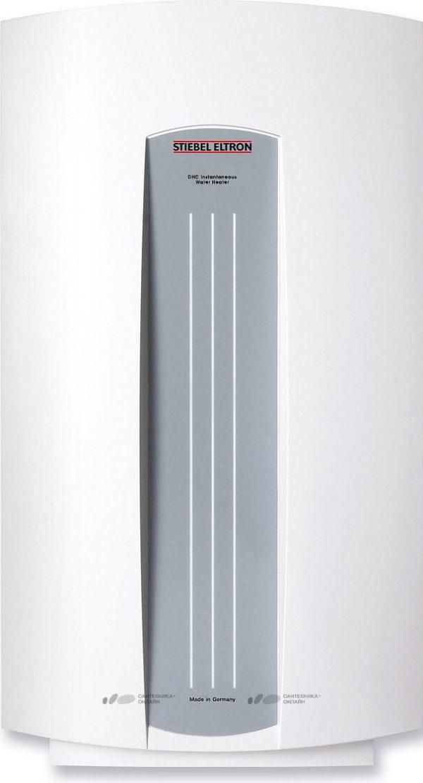 Водонагреватель проточ. напор. однофаз. 8,0кВт/220В 1/2 Stiebel DHC 8 20x36x10.4 см