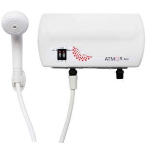 Водонагреватель электрический проточный Basic 3,5 душ Atmor