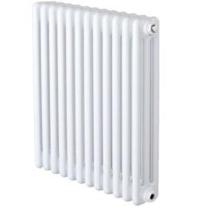3057-06 Радиатор стальной Arbonia Трех.кол. 570х6 элем.,белый