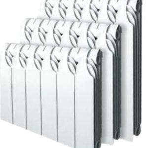 SFAB050012XX Радиатор биметаллический SIRA 500 х 12 секций