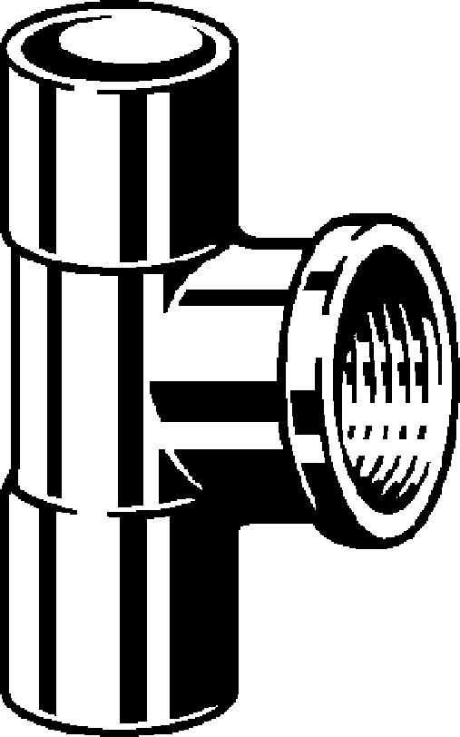 Пайка тройник 15- 3/8внут.-15 [94130G] Viega