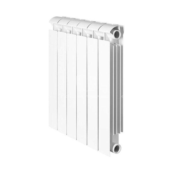 Global STYLE EXTRA 500 8 секций радиатор биметаллический боковое подключение