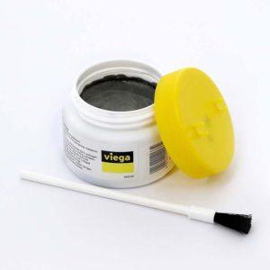 Паста для пайки мягким припоем (с кисточкой) 250гр [94943]