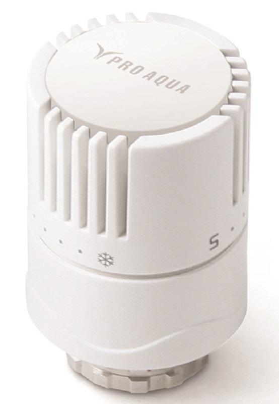 PRO AQUA Термоголовка жидкостная М30 х 1,5, 6-28 C