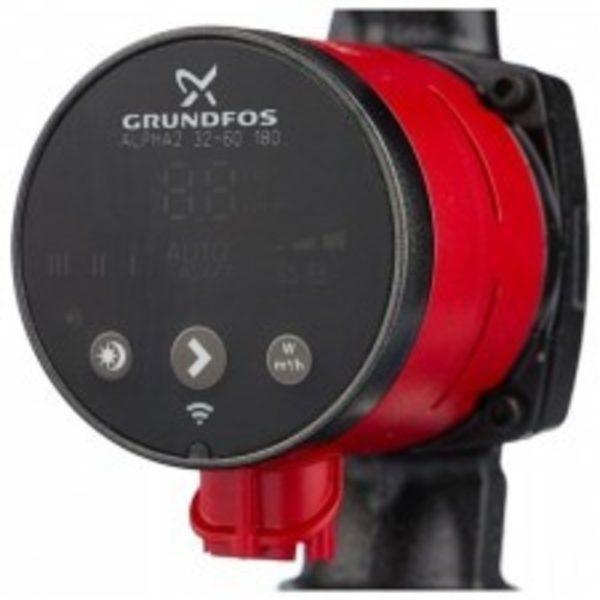 НасосыGRUNDFOS ALPHA2используются для циркуляции воды или гликольсодержащих жидкостей в регулируемых системах отопления и в системах отопления с переменным расходом. Помимо этого, насосы могут применяться для циркуляции в системах горячего водоснабжения.