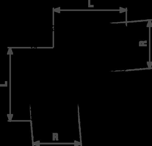 ZMm1611l25 Резьбовые фитинги и удлинители Viega отвечают соответствующим нормам и правилам. Эти части имеют достаточную толщину стенки. Обусловленные производственным процессом напряжения сняты путем отжига.