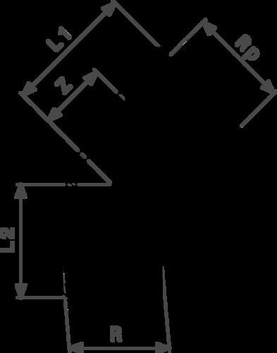 ZMm1615l25 Размер:R-Rp Резьбовые фитинги и удлинители Viega отвечают соответствующим нормам и правилам. Эти части имеют достаточную толщину стенки. Обусловленные производственным процессом напряжения сняты путем отжига.