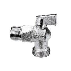 Itap 392 1/2х3/4 кран шаровой угловой для стиральных машин