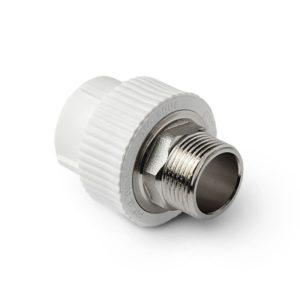 0001532 КALDE Муфта комбинированная МК НР под ключ 75-2 1/2