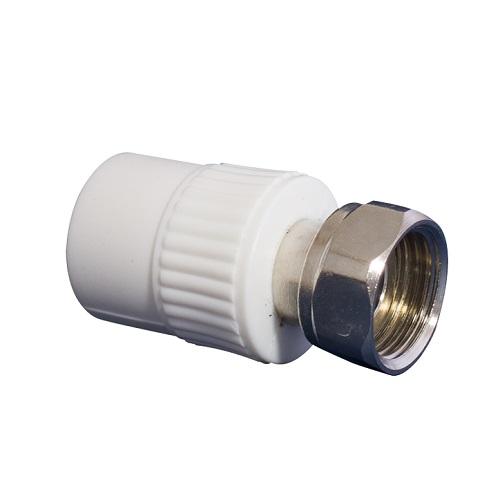 0001573 КALDE Муфта с накидной гайкой 25 1