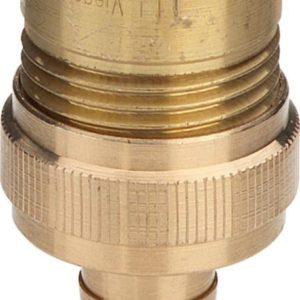 Фитинг «елочка» для присоединения шланга 1½-1½-1¾ R-ID-GNT Viega модель 1842