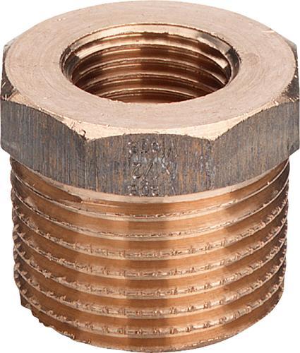 PPm3241i266486v01 Размер: R-Rp Резьбовой внешний многогранник для фиксации гаечным ключом Viega отвечают соответствующим нормам и правилам. Эти части имеют достаточную толщину стенки. Обусловленные производственным процессом напряжения сняты путем отжига.