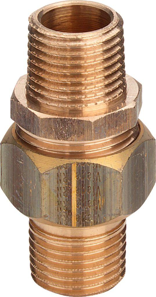 Соединительный элемент резьбовой 1 R Viega