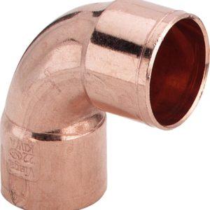Угольник 90° 108-108 d1-d2 Viega