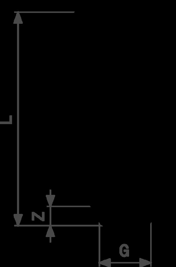 ZMm1516113l25 Размер:Rp Резьбовые фитинги и удлинители Viega отвечают соответствующим нормам и правилам. Эти части имеют достаточную толщину стенки. Обусловленные производственным процессом напряжения сняты путем отжига.