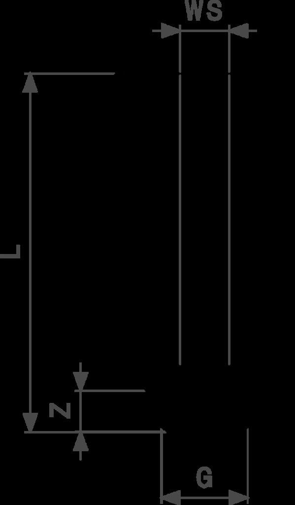 ZMm1516l25 Размер:Rp Резьбовые фитинги и удлинители Viega отвечают соответствующим нормам и правилам. Эти части имеют достаточную толщину стенки. Обусловленные производственным процессом напряжения сняты путем отжига.