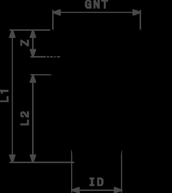 ZMm1814l25 Размер:Rp Резьбовые фитинги и удлинители Viega отвечают соответствующим нормам и правилам. Эти части имеют достаточную толщину стенки. Обусловленные производственным процессом напряжения сняты путем отжига.
