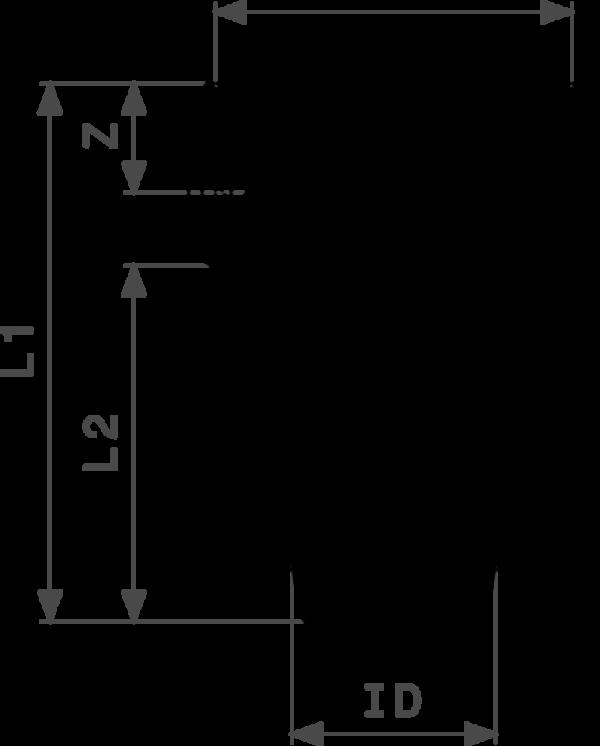 ZMm1819l25 Размер:Rp Резьбовые фитинги и удлинители Viega отвечают соответствующим нормам и правилам. Эти части имеют достаточную толщину стенки. Обусловленные производственным процессом напряжения сняты путем отжига.
