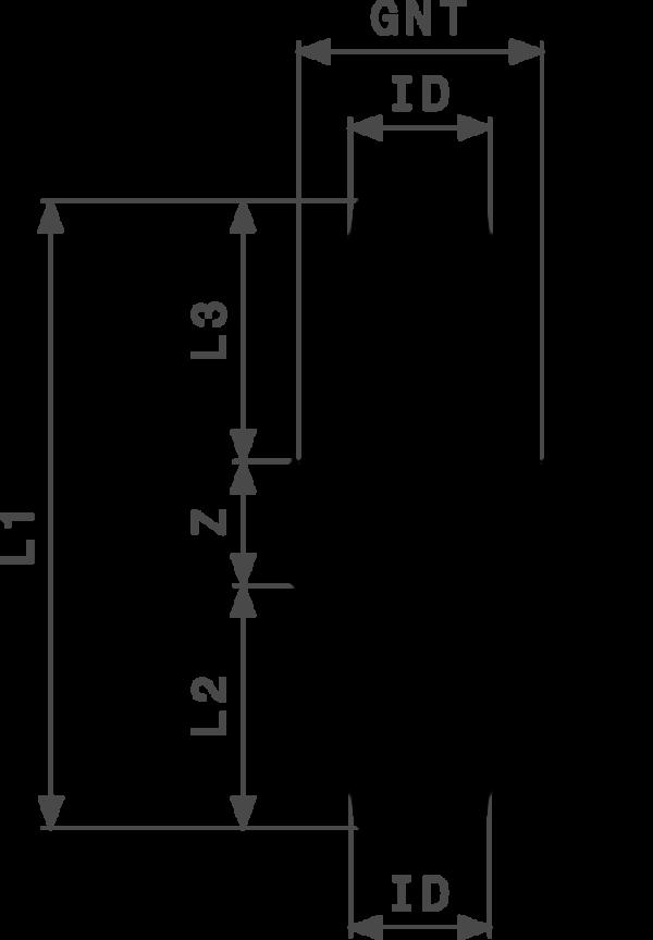 ZMm1821l25 Размер:Rp Резьбовые фитинги и удлинители Viega отвечают соответствующим нормам и правилам. Эти части имеют достаточную толщину стенки. Обусловленные производственным процессом напряжения сняты путем отжига.