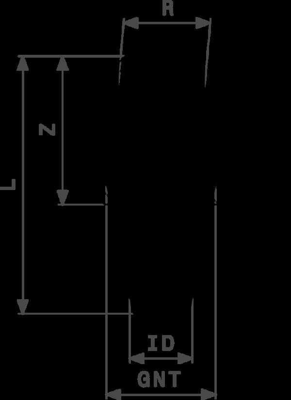 ZMm1831l25 Размер:Rp Резьбовые фитинги и удлинители Viega отвечают соответствующим нормам и правилам. Эти части имеют достаточную толщину стенки. Обусловленные производственным процессом напряжения сняты путем отжига.
