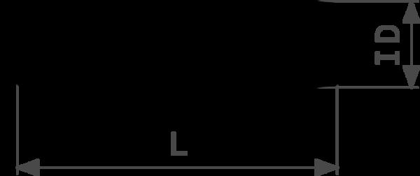ZMm1851l25 Размер:Rp Резьбовые фитинги и удлинители Viega отвечают соответствующим нормам и правилам. Эти части имеют достаточную толщину стенки. Обусловленные производственным процессом напряжения сняты путем отжига.