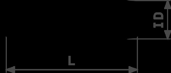 ZMm1852l25 Размер:Rp Резьбовые фитинги и удлинители Viega отвечают соответствующим нормам и правилам. Эти части имеют достаточную толщину стенки. Обусловленные производственным процессом напряжения сняты путем отжига.