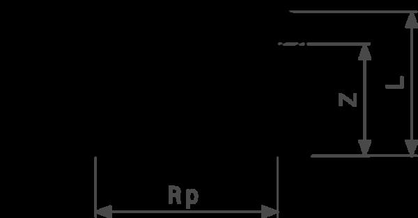 ZMm3301l25 Размер:Rp Резьбовые фитинги и удлинители Viega отвечают соответствующим нормам и правилам. Эти части имеют достаточную толщину стенки. Обусловленные производственным процессом напряжения сняты путем отжига.