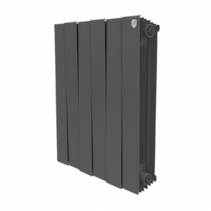 Радиатор Royal Thermo PianoForte 500 Silver Satin - 12 секц.